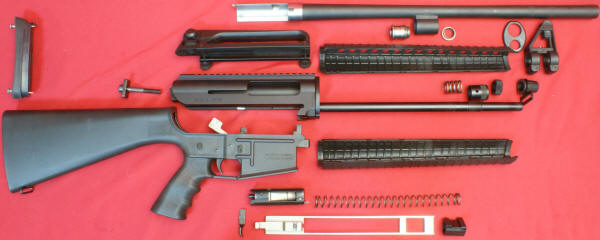 Magazine disassembly is similar to that of many magazines on the